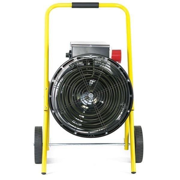 Fully Assembled Olympus JetHeat OLY-J30/3 Electric Fan Heater 30kW/100000Btu 415V~50Hz